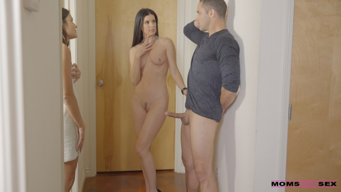 MomsTeachSex.com - Adria Rae,India Summer: Stop Fucking My Boyfriends Mom - S5:E7