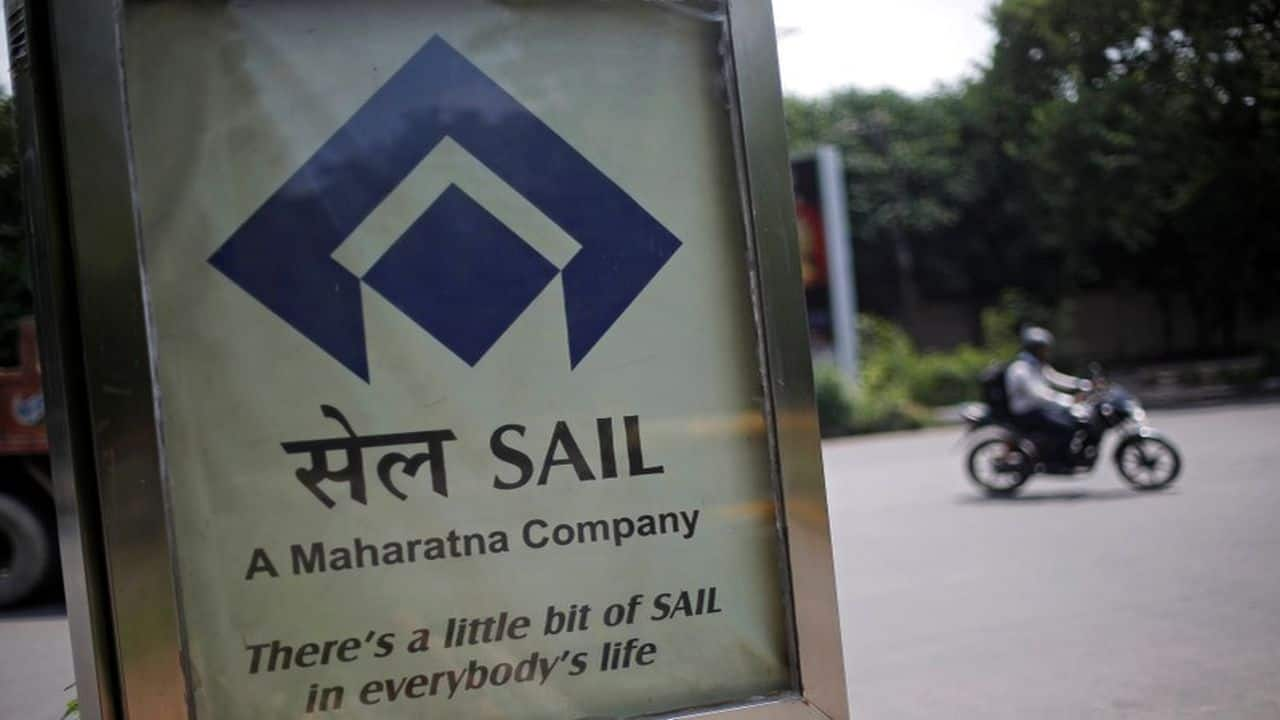 SAIL | CMP: Rs 39.30 | The share price ended in the red after the company reported consolidated net loss at Rs 1,226.5 crore against profit of Rs 102.7 crore (YoY). Consolidated revenue was down 38.8 percent at Rs 9,067.5 crore against Rs 14,820.9 crore (YoY). Consolidated EBITDA loss at Rs 397.8 crore against EBITDA of Rs 1,588.9 crore (YoY).