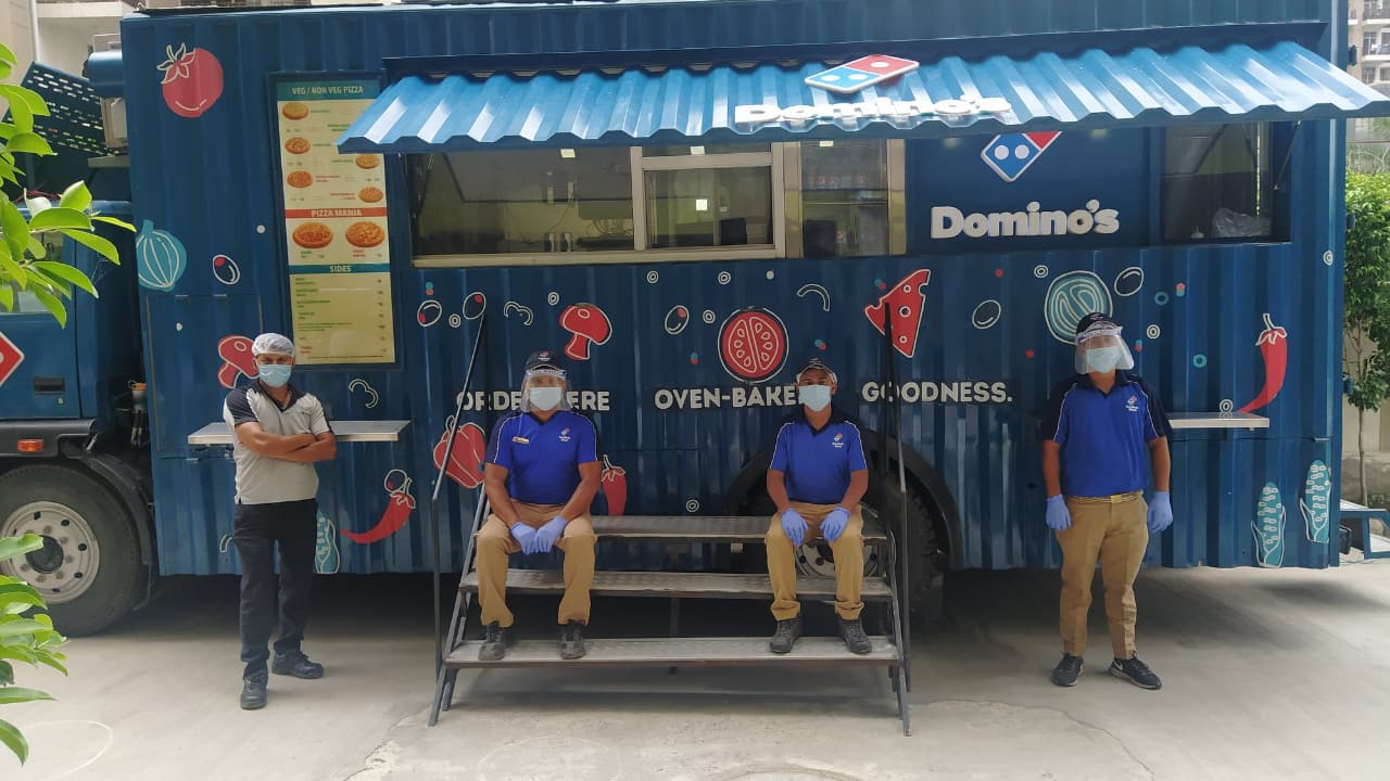 Jubilant Foodworks | CMP: Rs 2,822.25 | The stock jumped over 6 percent on the back of the company's December quarter earnings announced the previous day. The company posted a 22 percent jump in its Q3 net profit at Rs 124.1 crore against Rs 101.8 crore in the year-ago quarter. Revenue was down at Rs 1,069.3 crore against Rs 1,071.4 crore year-on-year. Earnings before interest, tax, depreciation and amortization were up 10% at Rs 280 crore and the margin was up at 26.2 percent.