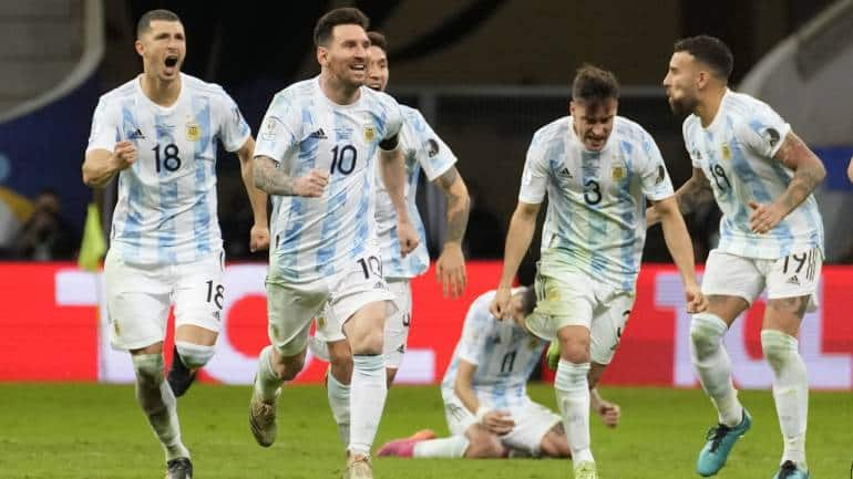 Argentina To Meet Brazil In Copa America Final As Lionel Messi's Team Beats  Colombia On Penalties