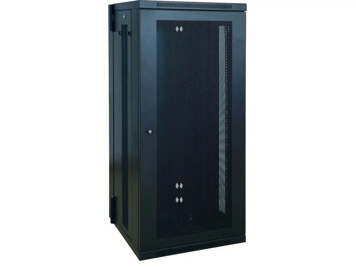 tripp lite 26u wall mount rack enclosure server cabinet hinged w door sides 19 26u wall mounted