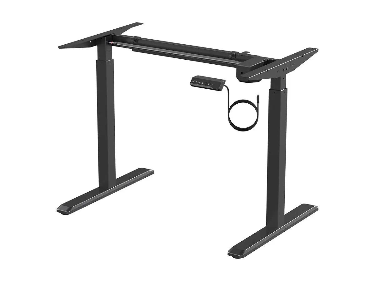 Workstream By Monoprice Sit Stand Single Motor Height