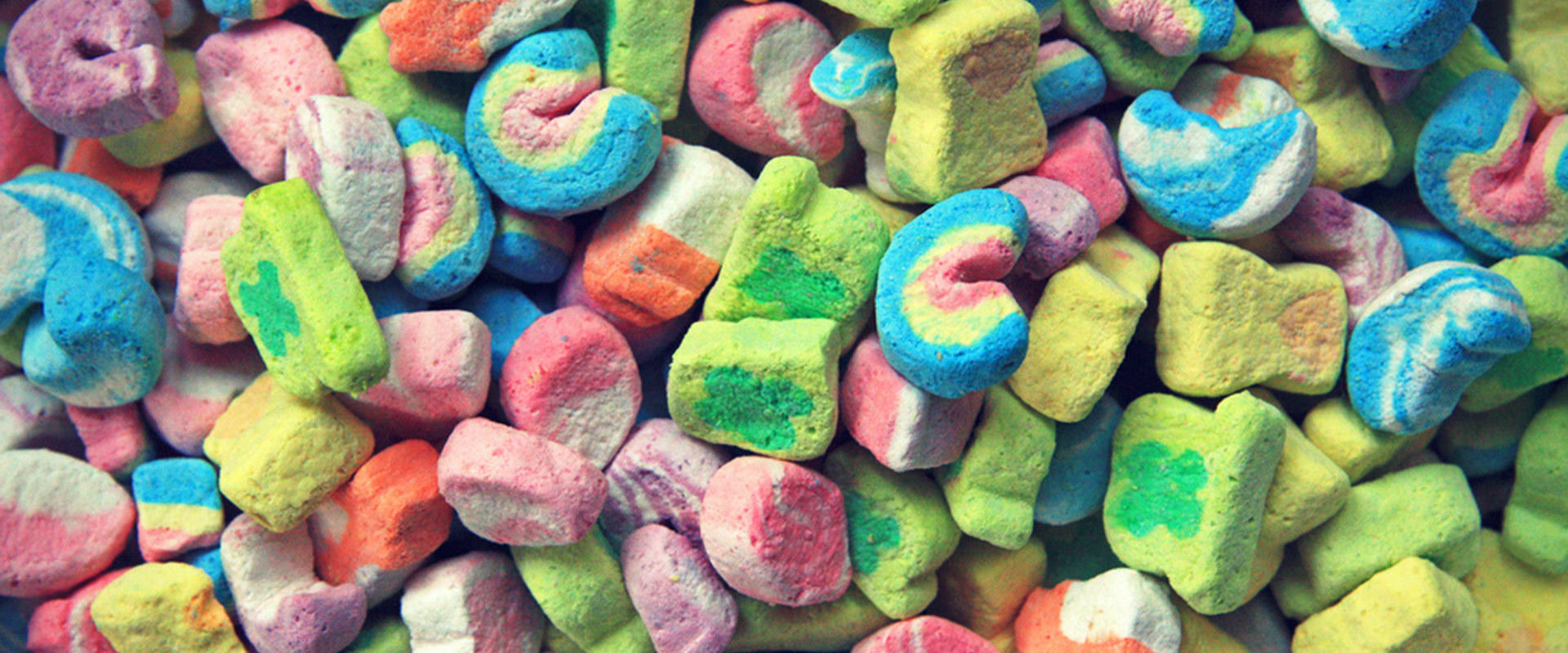 Just Lucky Charms Marshmallows