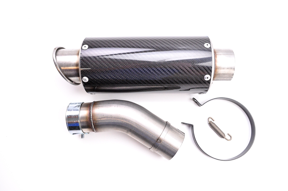 scooter exhaust pipe kits