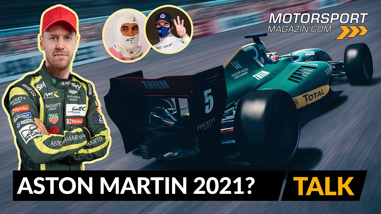 formel 1 2021 was spricht fur vettel bei aston martin