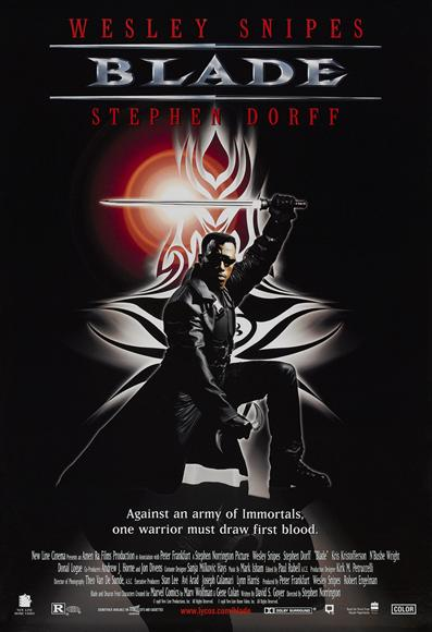 Image result for blade movie poster