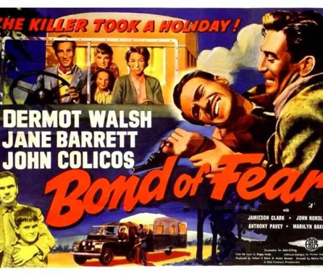 Bond Of Fear Movie
