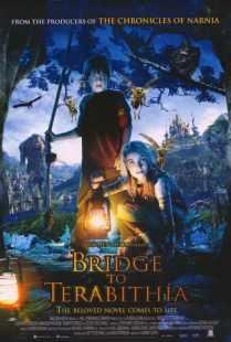 - [Rapid'Reviews #2] Statham, un trou, found-footage bridge to terabithia movie poster 2007 1020399124