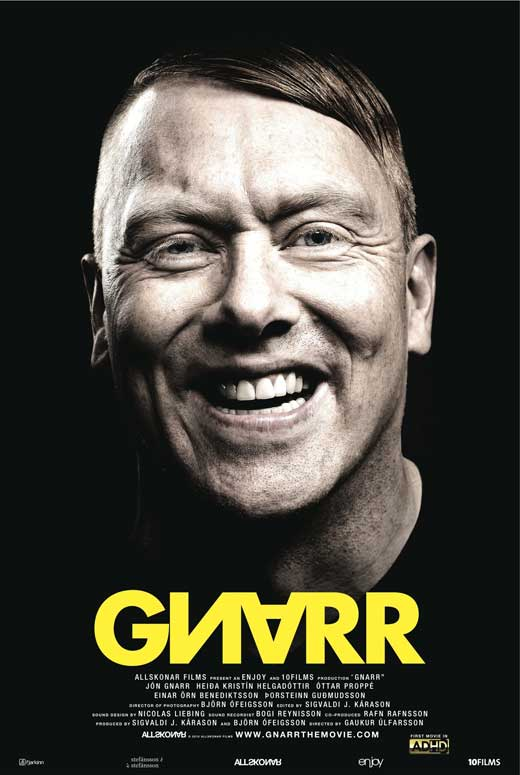 Gnarr: The Movie
