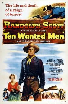 Image result for ten wanted men movie