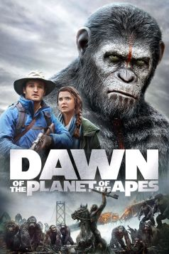 Dawn of The Planet of The Apes virus outbreak movie