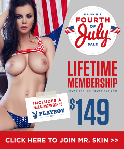 Mr Skin 4th of July Lifetime Offer