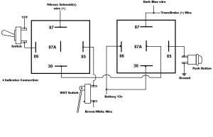 2 Step Nitrous Latching Relay 7531  MSD Blog