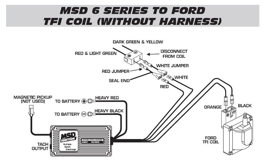 Msd 2 Step Wiring Diagram & ... Wiring Options · MSD 2 Step Launch ...