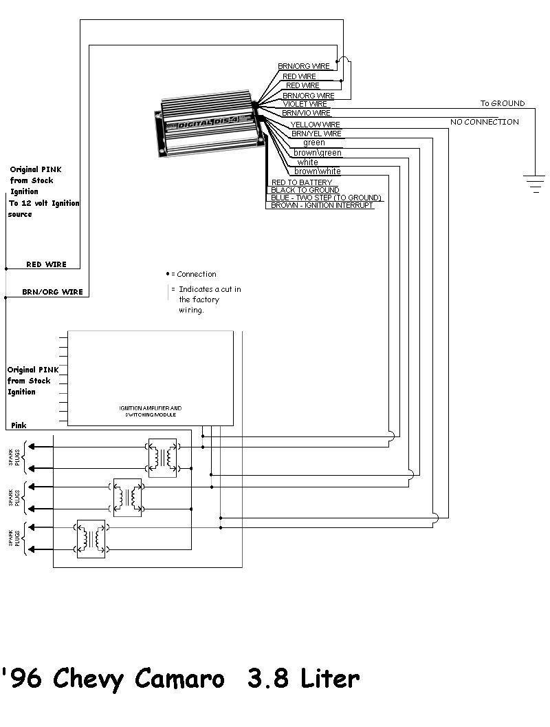 Wunderbar Chevy 350 Elektronische Zündung Schaltplan Bilder - Der ...