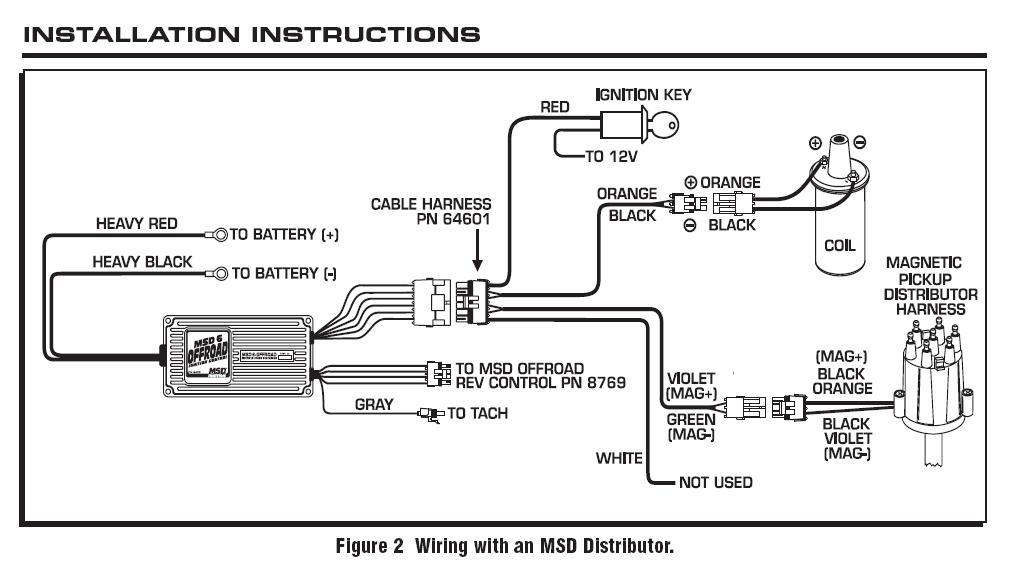 6470 Mag Blaster Coil  MSD Blog