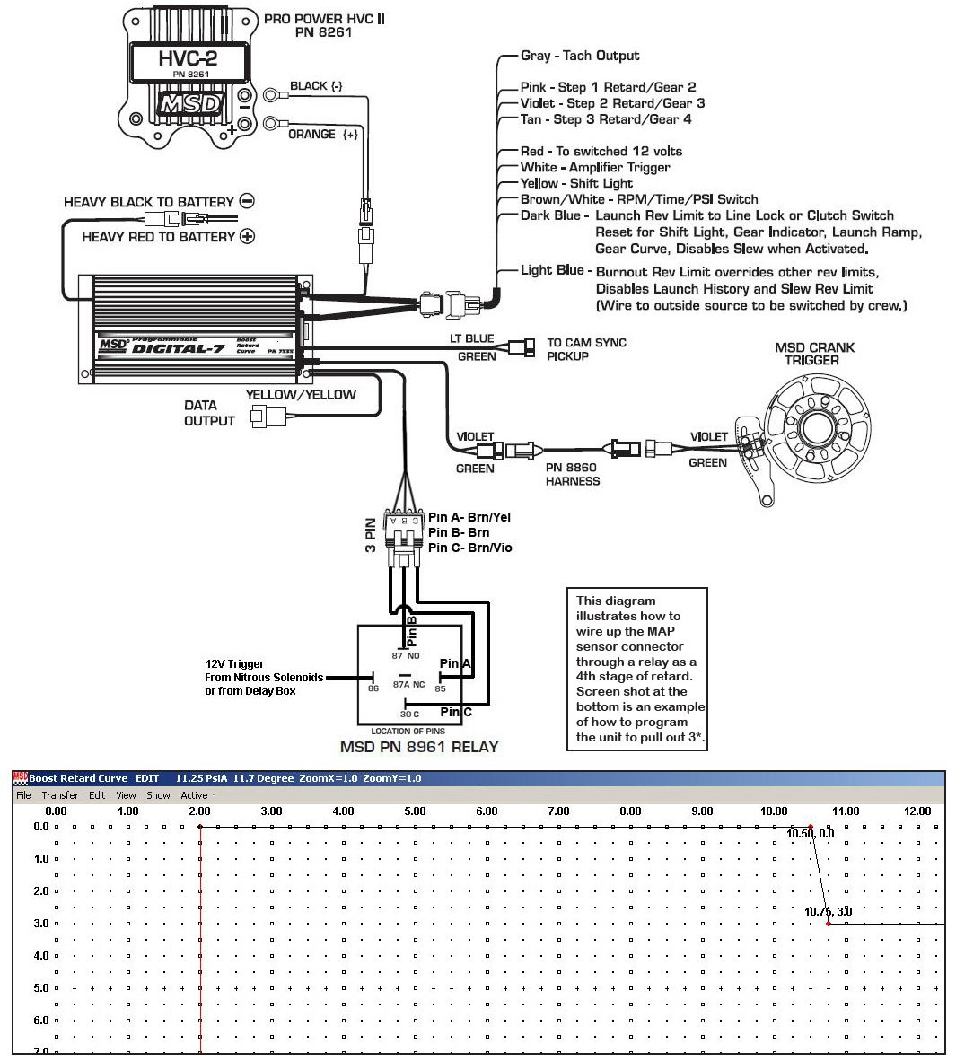 Modern Msd 6al 280z Wiring Diagram Crest - Electrical Diagram Ideas ...