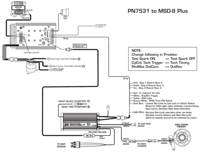 msd hei distributor wiring diagram wiring diagram msd 6al wiring diagram hei distributor solidfonts