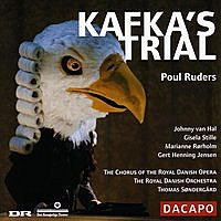 RUDERS: Kafka's Trial (Proces Kafka, Prozess Kafka)