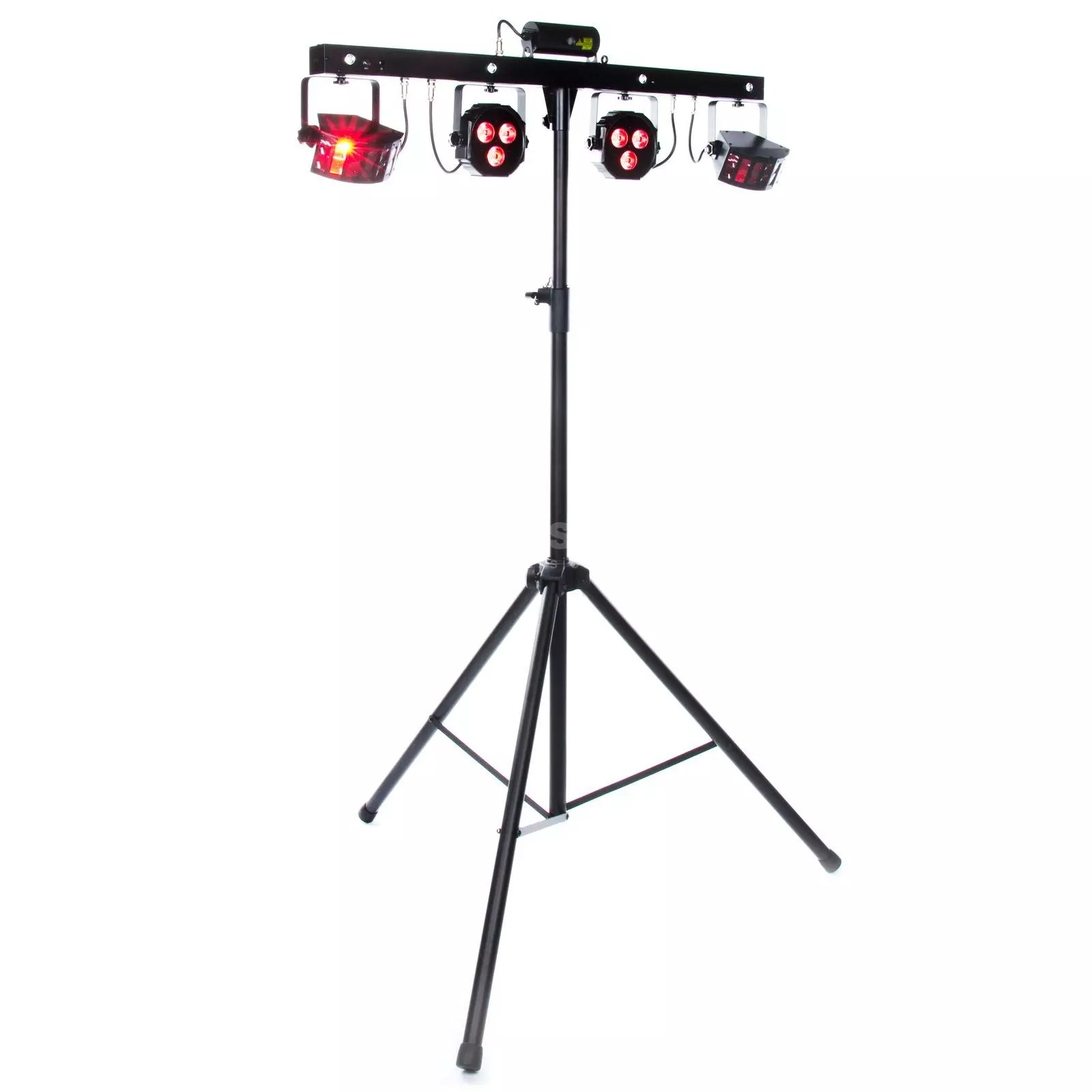 Lightmaxx Cls Fx Laser Bar System Derby Spot Strobe Laser