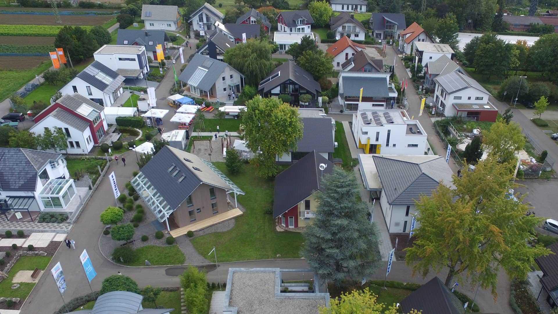 ᐅ Alle Musterhausparks Musterhausausstellungen