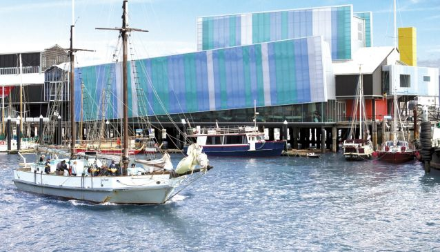 New Zealand Maritime Museum in Auckland | My Guide Auckland