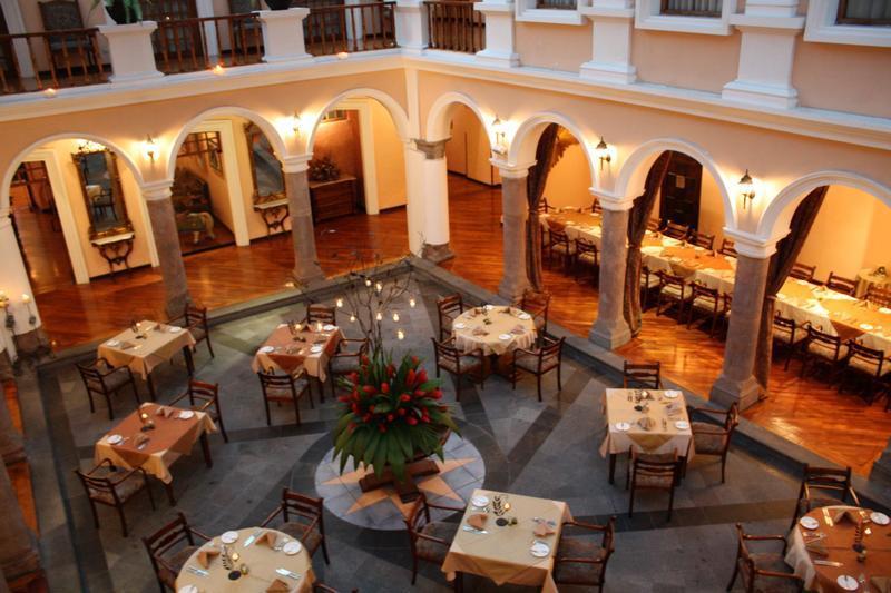 hotel patio andaluz in ecuador my