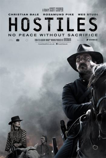 Image result for hostiles film poster