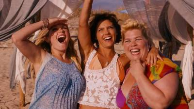 Walking On Sunshine was a bland 2014 musical film