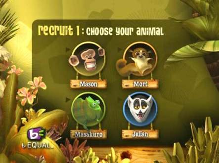 myReviewer com   JPEG   Screenshot from Madagascar Animal Trivia DVD     Image uploaded by DVD Reviewer