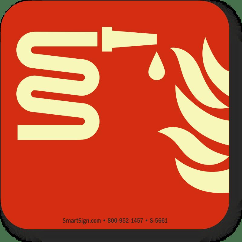 Manual Fire Pull Station Symbol