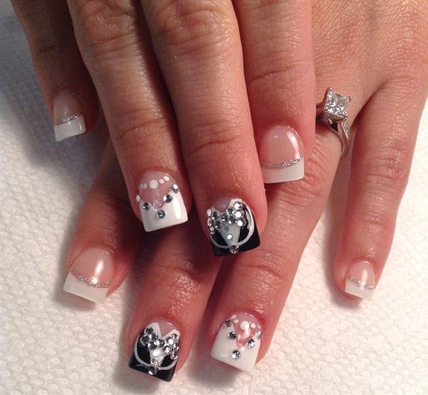 Alexandra Barbosa Aly S Nails Belleville N J