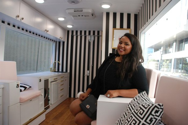 Meet Emily Christina Founder Of Nails By Colvon Has Already Signed Up Downtown Panies And Residential Ple To Partner With