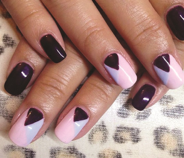 A Natural Nail Specialist Allykhan Likes To Coax Clients Out Of Their Fort Zone With Art