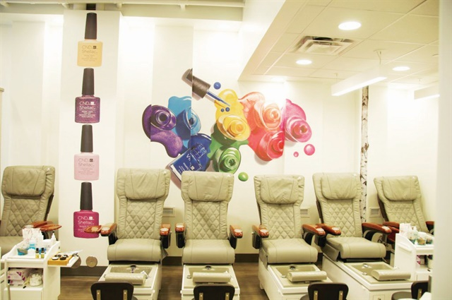 Regal Nails Downtown Baton Rouge Was One Of The First Salons To Showcase New Look
