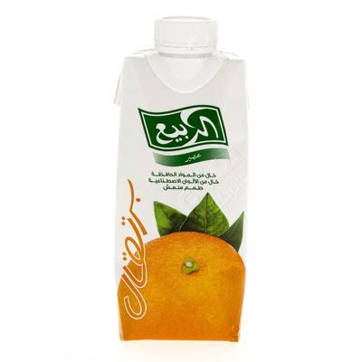 Nana نعناع عصير الربيع برتقال 330 مل