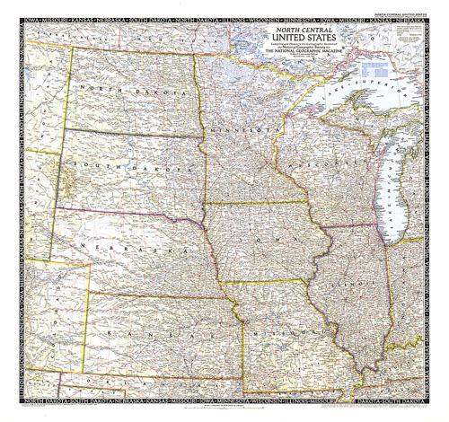 Usa Travel Dakota North