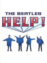 The Beatles Help! DVD cover art