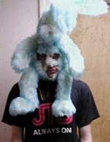 Bunnyhead the Cenobite