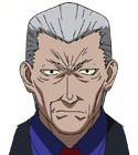 Chief Kakuzawa from Elfen Lied