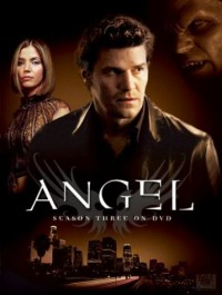 Angel: Season 3 DVD cover art
