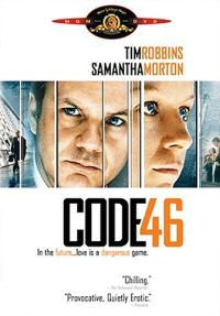 Code 46 DVD cover art