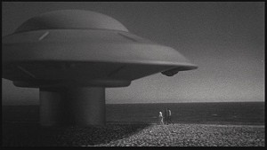 Pic from Earth vs. the Flying Saucers