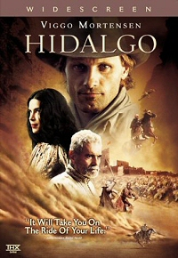 Hidalgo DVD cover art