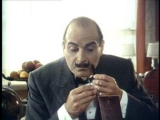 David Suchet as Poirot in Poirot: Set 12