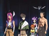 Pic from Saiyuki, Vol. 12: New World Order