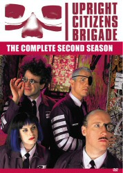 Upright Citizens Brigade Season 2 DVD cover art