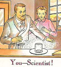 The Golden Book of Chemistry Experiments: Curiosity First