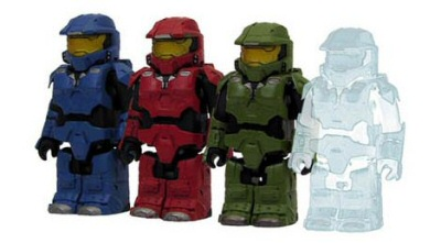 Halo 3 Master Chief Kubrick Collection