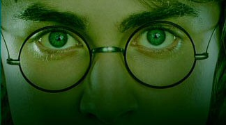 Daniel Radcliffe is watching you